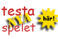 bild logo testa nya spelet